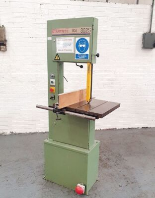 Startrite 352s Bandsaw
